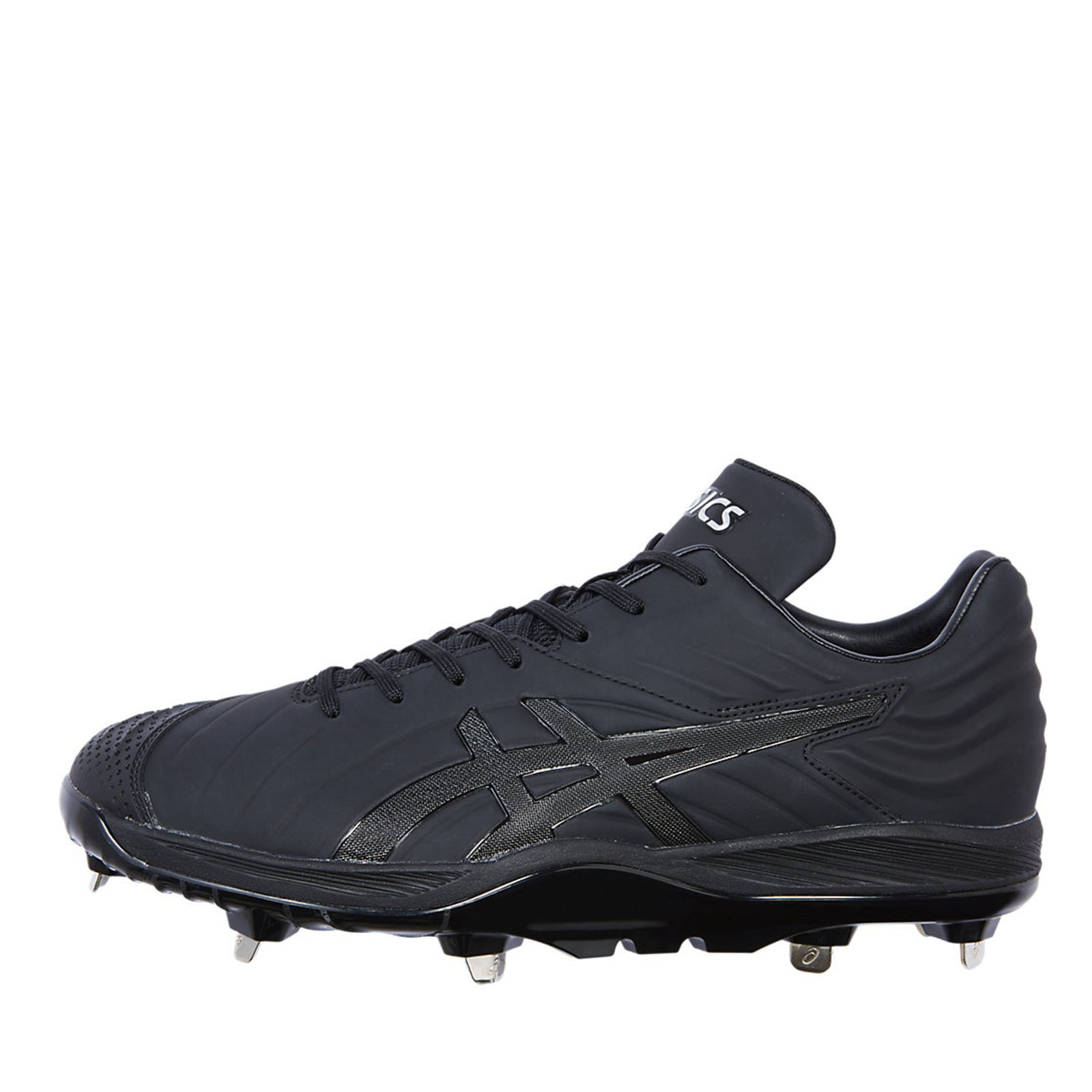 Asics I Stand SM [1121A002-001] Men Metal Baseball Cleats Black/Black